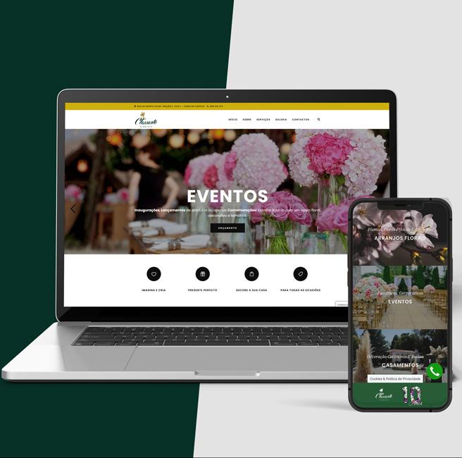 website-institucional-florista-classarte