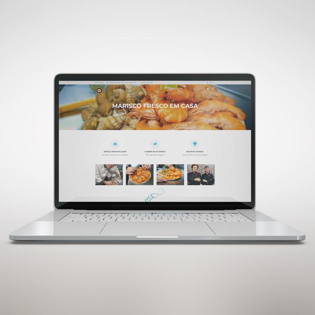 Landing Page – Delivery Menu Restaurante